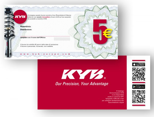 KYB ITALY – trade promotion