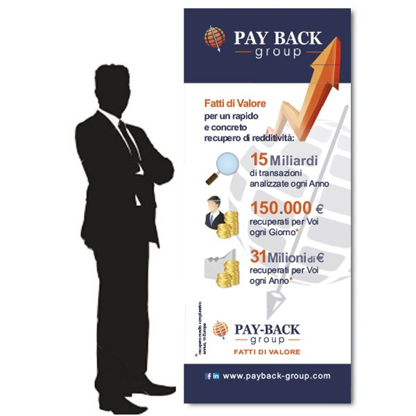 PAY-BACK ITALIA – roll-up