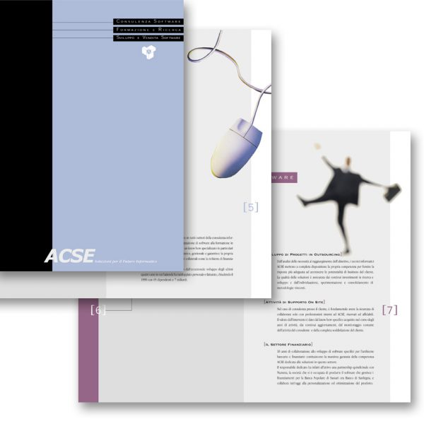 ACSE – monografia aziendale (1999)