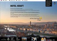 HOTEL KRAFT – sito web e SEO