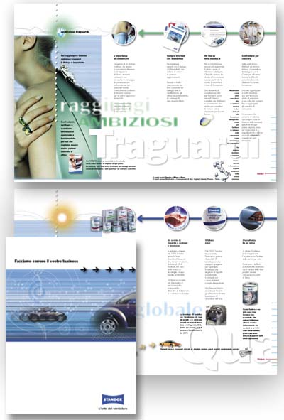STANDOX – monografia aziendale