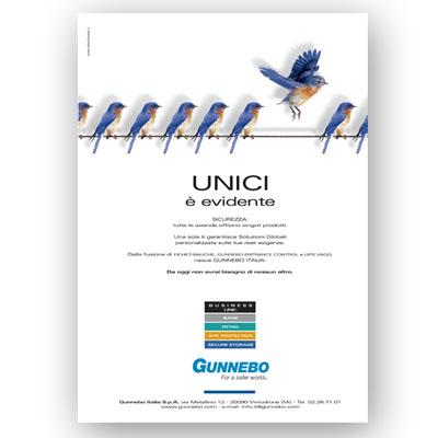 GUNNEBO – pagina istituzionale