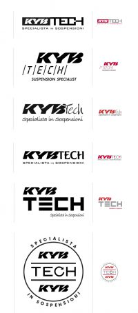 KYB ITALY – naming e creazione logotipo