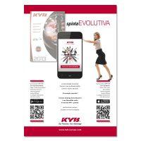 KYB ITALY – pagina pubblicitaria