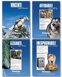 GUNNEBO – campagna multisoggetto 2008