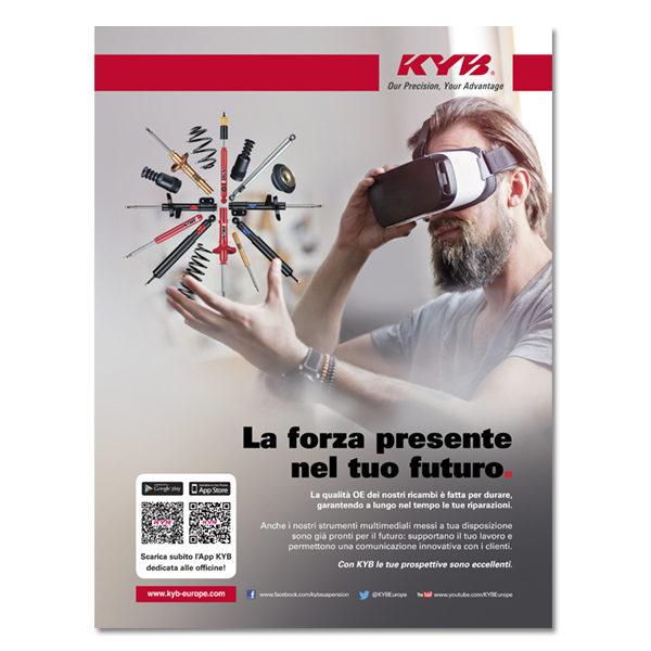 KYB 2018 – campagna stampa (2018)