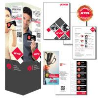 KYB ITALY – promozione Garanzia Estesa: comunicazione diretta (2020)